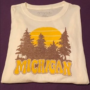Michigan Sweater NWT